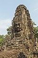 2016 Angkor, Angkor Thom, Bajon (49).jpg