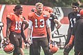 2016 Cleveland Browns Training Camp (28407670810).jpg