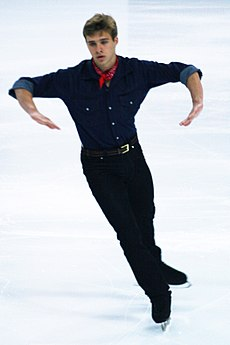 2016 Grand Prix of Figure Skating Final Alexei Krasnozhon IMG 3646.jpg