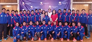 Philippines national dragon boat team