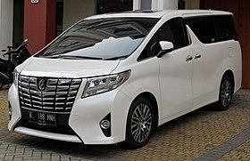 Toyota Alphard Wikipedia