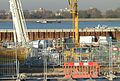 2016 Woolwich, Waterfront construction site - 4.jpg