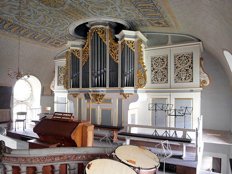Datei:20170717200DR OberBobritzsch (B-Hilbersdorf) St Nicolaus.jpg