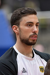 İsmet Akpınar German basketball player