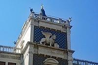 2017 06 Leone di San Marco Torre dell'Orologio Venezia 2749.jpg