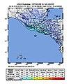 2018-10-28 Acajutla, El Salvador M6.1 earthquake shakemap (USGS).jpg
