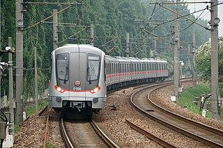 Shanghai Metro Metro system of Shanghai