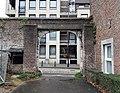 2018 Maastricht, Klevarieterrein, poort naar Abtstraat.jpg