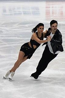 Egor Bazin Russian ice dancer