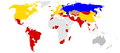 2018 Winter Olympic Games medals map.png