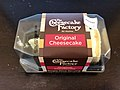"""2019-06-20 23 05 33 A package containing """"The Cheesecake Factory at Home - Original Cheesecake"""" in the Franklin Farm section of Oak Hill, Fairfax County, Virginia.jpg"""