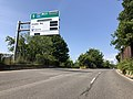 2019-08-07 10 56 30 View south along U.S. Route 29 (Lee Highway) at an exit for Interstate 66 WEST in Arlington County, Virginia.jpg