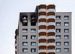 2020年捷克公寓火灾