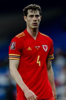 James Lawrence (footballer) Welsh footballer