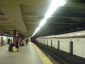 Inwood–207th Street (IND Eighth Avenue Line) - Image: 207 Street 2 vc