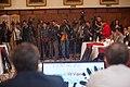 21-05-14- Quito Ecuador,Canciller Ricardo Patiño conversó con medios de comunicación sobre la universalización del SIDH y Día Internacional contra Chevron-13 (14259530223).jpg