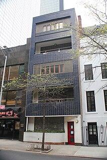 219 East 49th Street Building in Manhattan, New York
