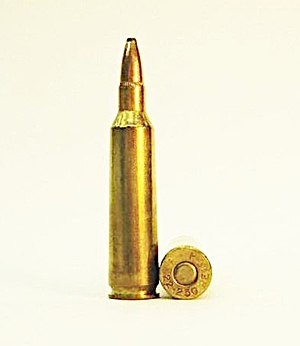 .22-250 Remington - Image: 22 250 Remington
