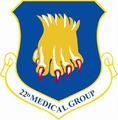 22 Medical Gp emblem.png
