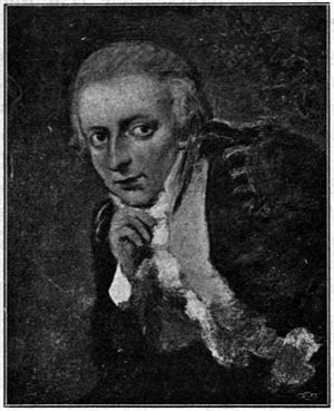 Carl Michael Bellman - Bellman by Elias Martin, 18th century