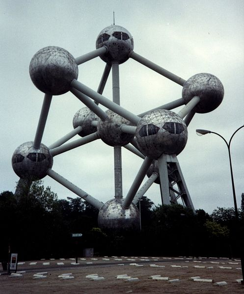 File:24. The Atomium - Brussels - Belgium.jpg
