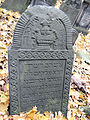 251012 Detail of tombstones at Jewish Cemetery in Warsaw - 41.jpg