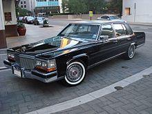 Cadillac Brougham - Wikipedia