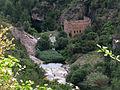 266 El Tenes, gorg d'en Manelet i central del Fai, a la vall de Sant Miquel.JPG
