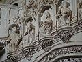 27a Tamara de Campos Iglesia San Hipolito detalle lateral exterior coro ni.JPG