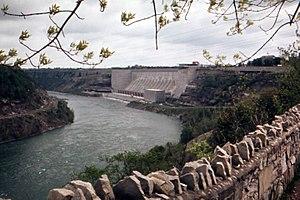 Robert Moses Niagara Power Plant - 1973 photo