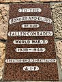 2nd-31st Battalion Memorial, South Brisbane 04.jpg