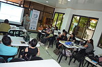 2nd Waray Wikipedia Edit-a-thon 14.JPG