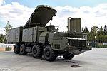 30N6E2 radar for S-300PM2 system - ParkPatriot2015part8-07.jpg