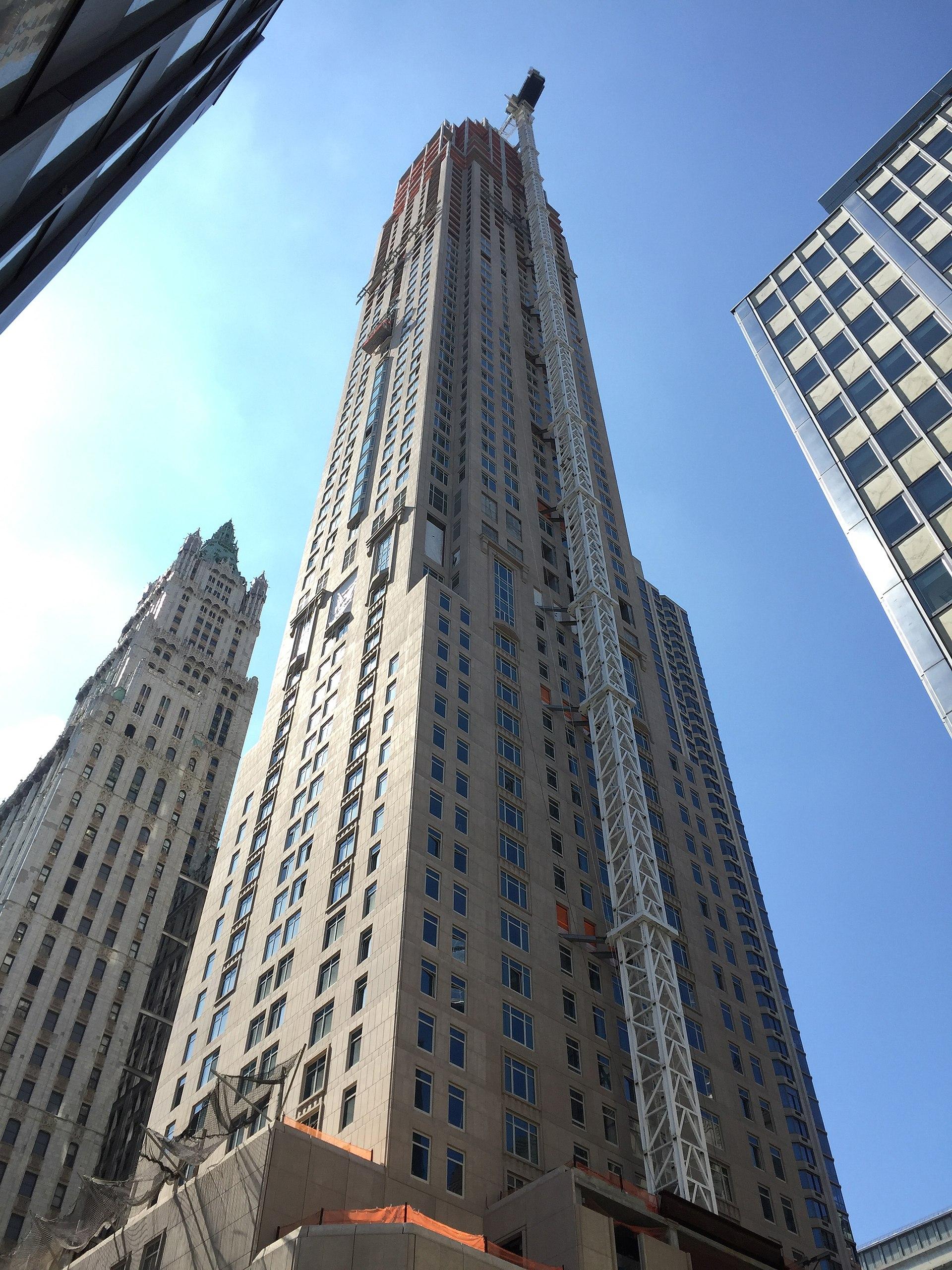 Four Seasons Hotel New York Wikipedia