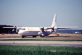 36cw - Uganda Air Cargo Lockheed L-382G Hercules; 5X-UCF@ZRH;09.08.1998 (5887541467).jpg