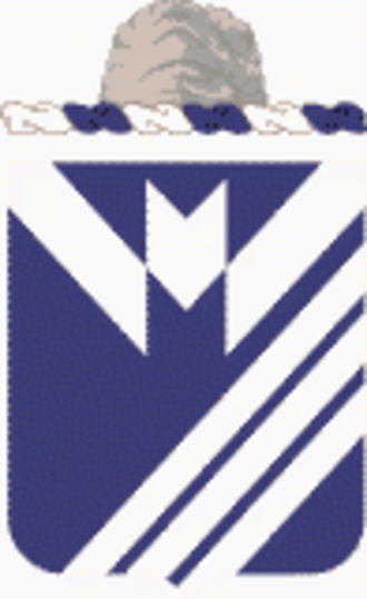 38th Infantry Regiment (United States) - Coat of arms