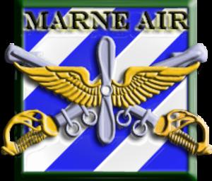 Combat Aviation Brigade, 3rd Infantry Division (United States) - Image: 3rd CAB Crest