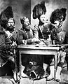 42nd Royal Highlanders at Aldershot 1850s IWM Q 71646.jpg