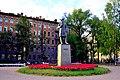 4694. St. Petersburg. Monument to N.A. Nekrasov.jpg