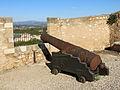 505 Castell de la Suda (Tortosa), canó.JPG