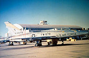 524th Tactical Fighter Squadron - North American F-100F-10-NA Super Sabre - 56-3878