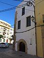 553 Casa de Sant Jordi, o Sinagoga, c. Major de Remolins 44 (Tortosa).JPG