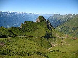 Brienzer Rothorn - Image: 5940 Brienz Brienz Rothorn Bahn