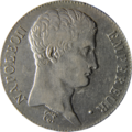 5 francs Napoleon An 14 Avers.png