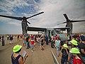 75 Aniversario de la Academia General del Aire Bell-Boeing V-22B Osprey (41981104794).jpg