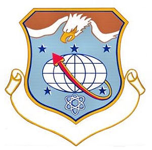 820th Strategic Aerospace Division - Image: 820thsad emblem