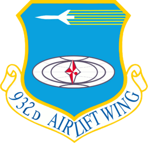 932d Airlift Wing - Image: 932d Airlift Wing