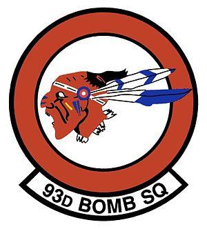 93d Bomb Squadron - Image: 93d Bomb Squadron
