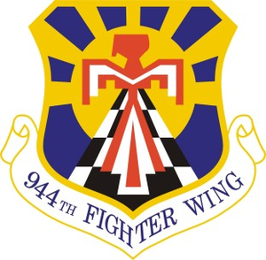 944th Fighter Wing - Image: 944th Fighter Wing
