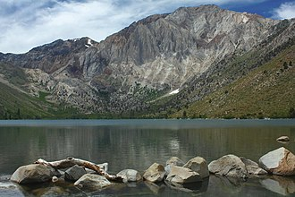 Inyo National Forest - Convict Lake and Laurel Mountain